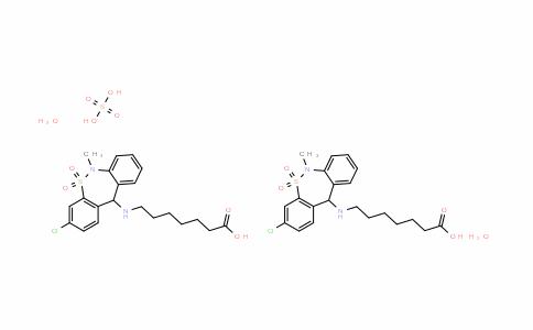 1224690-84-9 | 噻奈普汀半硫酸盐一水合物