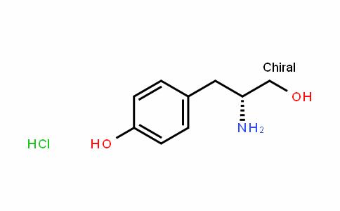 DY446805 | 40829-04-7 | D-酪氨醇盐酸盐