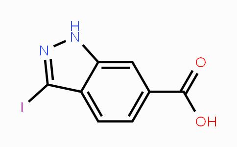 MC446840 | 1086391-11-8 | 3-碘-1H-吲唑-6-羧酸