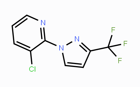 MC446854 | 438450-38-5 | 3-Chloro-2-(3-(trifluoromethyl)-1H-pyrazol-1-yl)pyridine