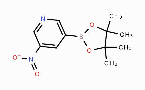 MC446861 | 2096331-60-9 | 3-nitro-5-(4,4,5,5-tetramethyl-1,3,2-dioxaborolan-2-yl)pyridine