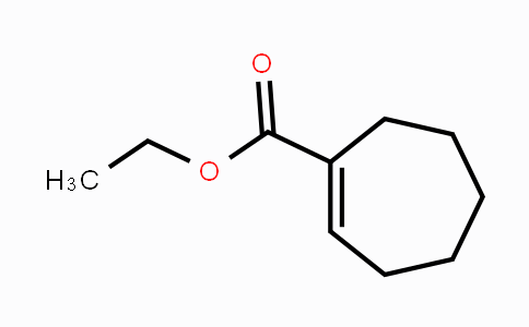 20343-21-9 | 1-Cycloheptene-1-carboxylic acid ethyl ester