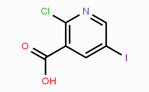 59782-86-4 | 2-Chloro-5-iodonicotinic acid