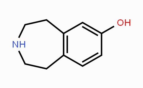 36133-00-3 | 2,3,4,5-tetrahydro-1H-3-benzazepin-7-ol