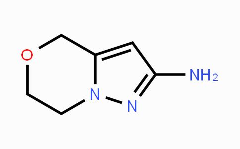 1333508-93-2 | 6,7-dihydro-4H-pyrazolo[5,1-c][1,4]oxazin-2-amine