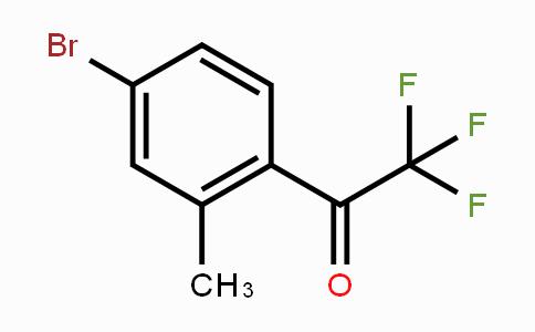 1351479-07-6 | 1-(4-Bromo-2-methylphenyl)-2,2,2-trifluoroethanone