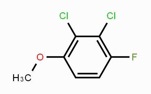 1378832-35-9   2,3-dichloro-1-fluoro-4-methoxybenzene