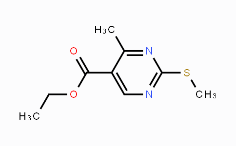 MC446901 | 7234-25-5 | Ethyl 4-Methyl-2-(methylthio)-5-pyrimidinecarboxylate