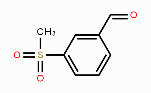 43114-43-8 | 3-(Methylsulfonyl)benzaldehyde