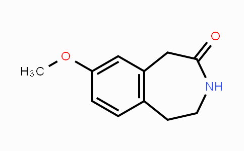 37682-06-7 | 8-Methoxy-4,5-dihydro-1H-benzo[d]azepin-2(3H)-one
