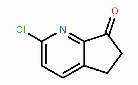 1150617-92-7 | 2-chloro-5,6-dihydrocyclopenta[b]pyridin-7-one
