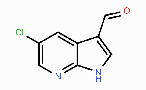 954112-61-9 | 5-Chloro-7-azaindole-3-carboxaldehyde