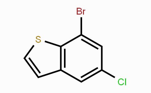 1236538-59-2 | 7-bromo-5-chlorobenzo[b]thiophene