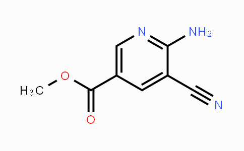 MC446932 | 365413-21-4 | methyl 6-amino-5-cyanonicotinate