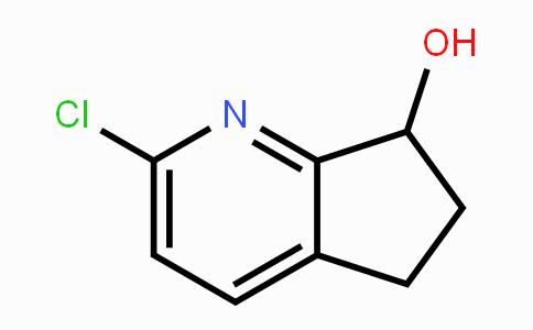 911405-91-9 | 2-chloro-6,7-dihydro-5H-cyclopenta[b]pyridin-7-ol