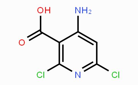 929288-22-2 | 4-amino-2,6-dichloronicotinic acid