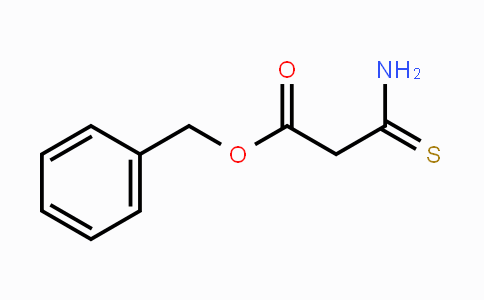 714-14-7 | benzyl 3-amino-3-thioxopropanoate