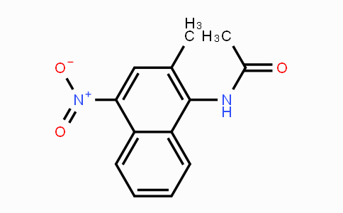 13615-36-6 | N-(2-methyl-4-nitronaphthalen-1-yl)acetamide