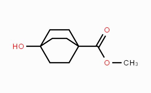 23062-53-5 | methyl 4-hydroxybicyclo[2.2.2]octane-1-carboxylate