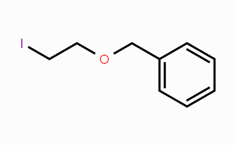 54555-84-9 | ((2-iodoethoxy)methyl)benzene