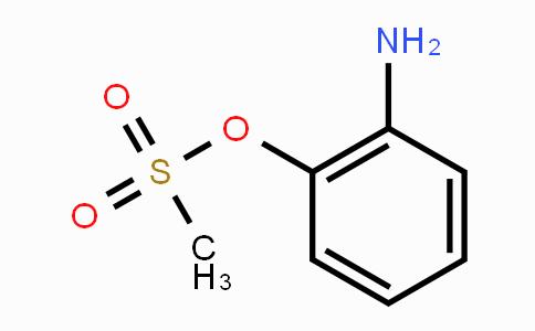 77153-74-3 | 2-aminophenyl methanesulfonate