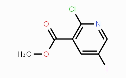 MC446974 | 78686-83-6 | methyl 2-chloro-5-iodonicotinate