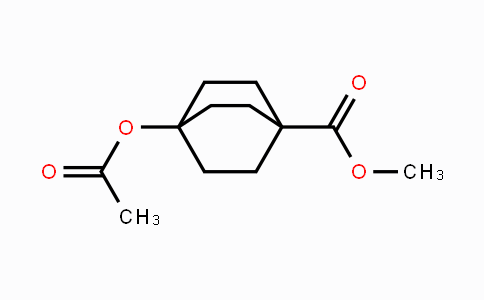 MC446980 | 81687-91-4 | methyl 4-acetoxybicyclo[2.2.2]octane-1-carboxylate