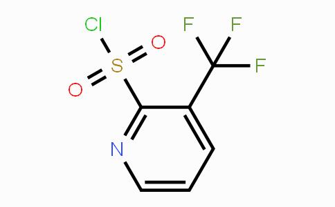 104040-75-7 | 3-(trifluoromethyl) pyridine-2-sulfonyl chloride