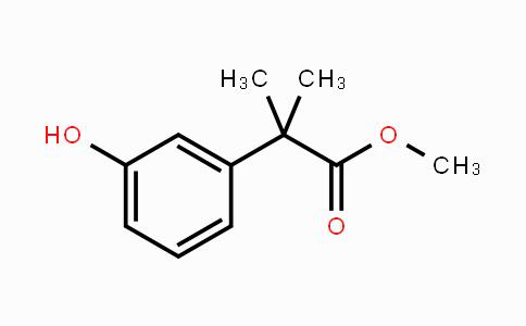 149490-75-5 | methyl 2-(3-hydroxyphenyl)-2-methylpropanoate