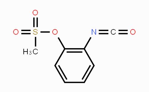 167951-48-6   2-isocyanatophenyl methanesulfonate