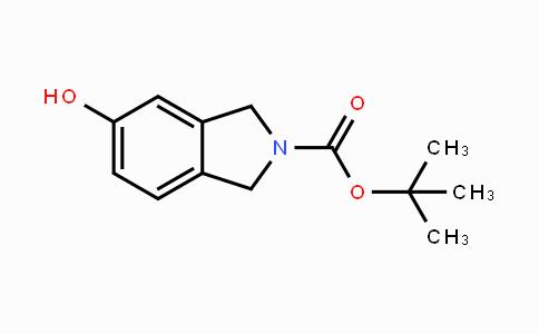 226070-47-9 | tert-butyl 5-hydroxyisoindoline-2-carboxylate