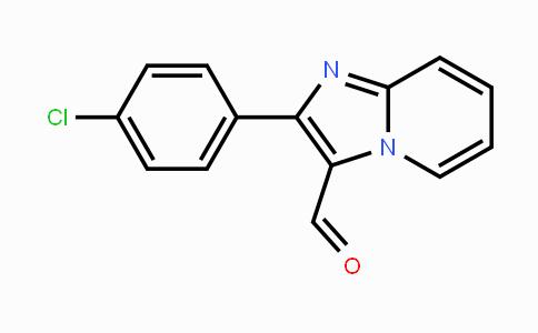 478257-35-1 | 2-(4-chlorophenyl)imidazo[1,2-a]pyridine-3-carbaldehyde