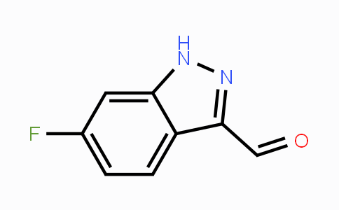 518987-33-2 | 6-fluoro-1H-indazole-3-carbaldehyde