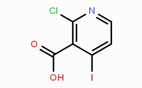 544671-78-5 | 2-chloro-4-iodonicotinic acid