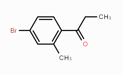 709025-22-9 | 1-(4-bromo-2-methylphenyl)propan-1-one