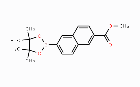 MC447012 | 736989-93-8 | methyl 6-(4,4,5,5-tetramethyl-1,3,2-dioxaborolan-2-yl)-2-naphthoate