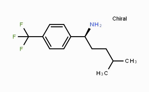 869318-89-8 | (S)-4-methyl-1-(4-(trifluoromethyl)phenyl)pentan-1-amine