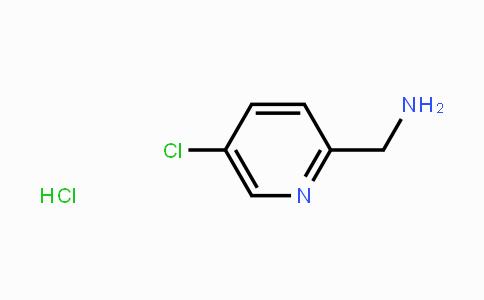 871826-13-0 | (5-chloropyridin-2-yl)methanamine hydrochloride