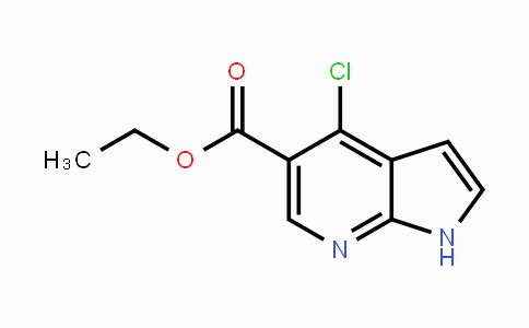 885500-55-0 | ethyl 4-chloro-1H-pyrrolo[2,3-b]pyridine-5-carboxylate