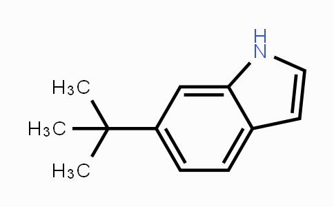 887581-54-6 | 6-tert-butyl-1H-indole