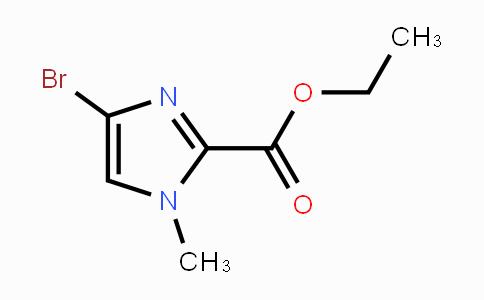 1260672-33-0 | ethyl 4-bromo-1-methyl-1H-imidazole-2-carboxylate