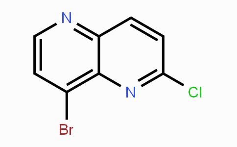 8-bromo-2-chloro-1,5-naphthyridine