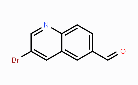 860757-84-2 | 3-bromoquinoline-6-carbaldehyde