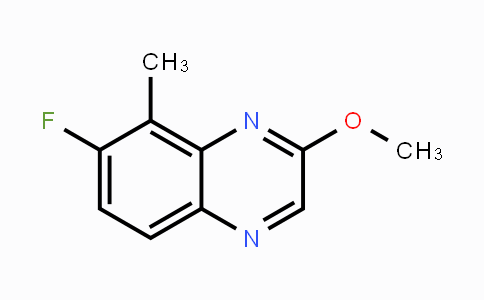 952587-08-5 | 7-fluoro-2-methoxy-8-methylquinoxaline
