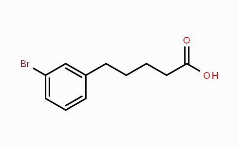 857480-35-4 | 5-(3-bromophenyl)pentanoic acid