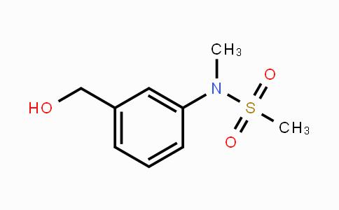 849943-24-4 | N-(3-(hydroxymethyl)phenyl)-N-methylmethanesulfonamide