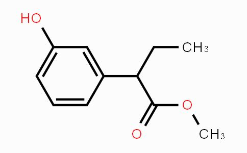 1257397-47-9   methyl 2-(3-hydroxyphenyl)butanoate