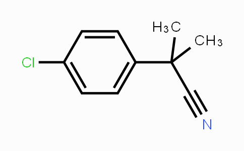 MC447114 | 30568-32-2 | 2-(4-chlorophenyl)-2-methylpropanenitrile