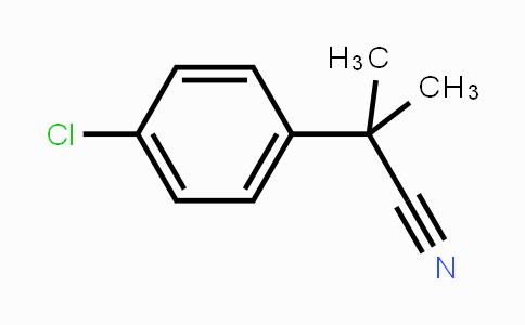 30568-32-2 | 2-(4-chlorophenyl)-2-methylpropanenitrile