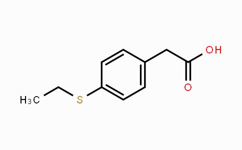 70596-08-6 | 2-(4-(ethylthio)phenyl)acetic acid